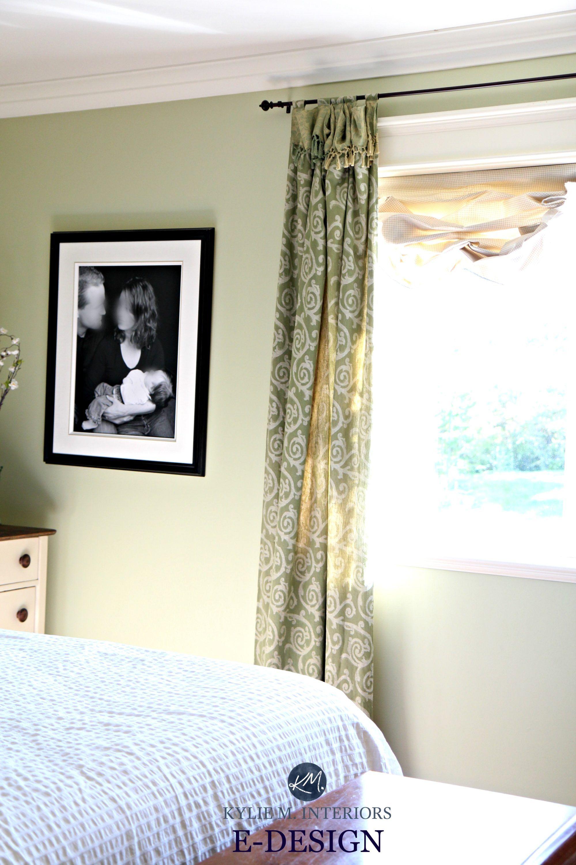 The 7 Best Benjamin Moore Green Paint Colours Bedroom