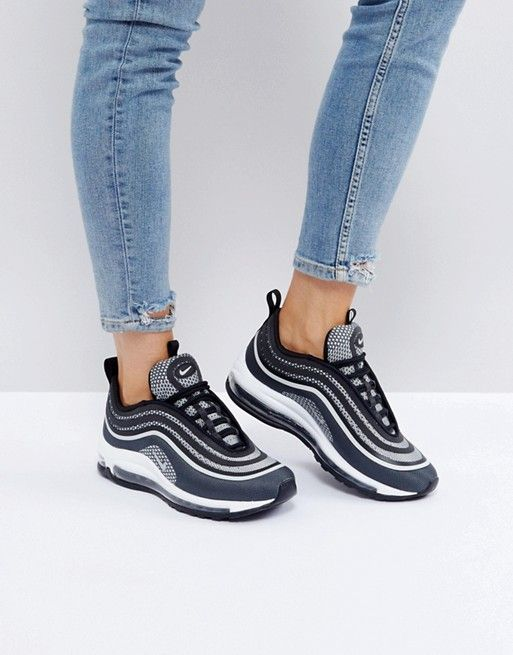 Sneakers Nike Air Max 97 Ultra - Baskets - Noir #promotion