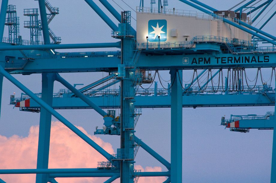 APM Terminals: Smooth Transition to New Container Weight Verification Rule