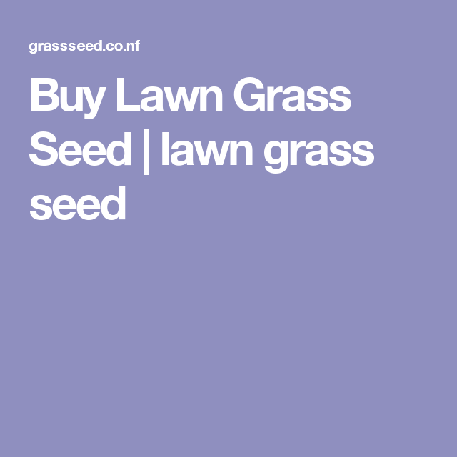 Buy Lawn Grass Seed | lawn grass seed