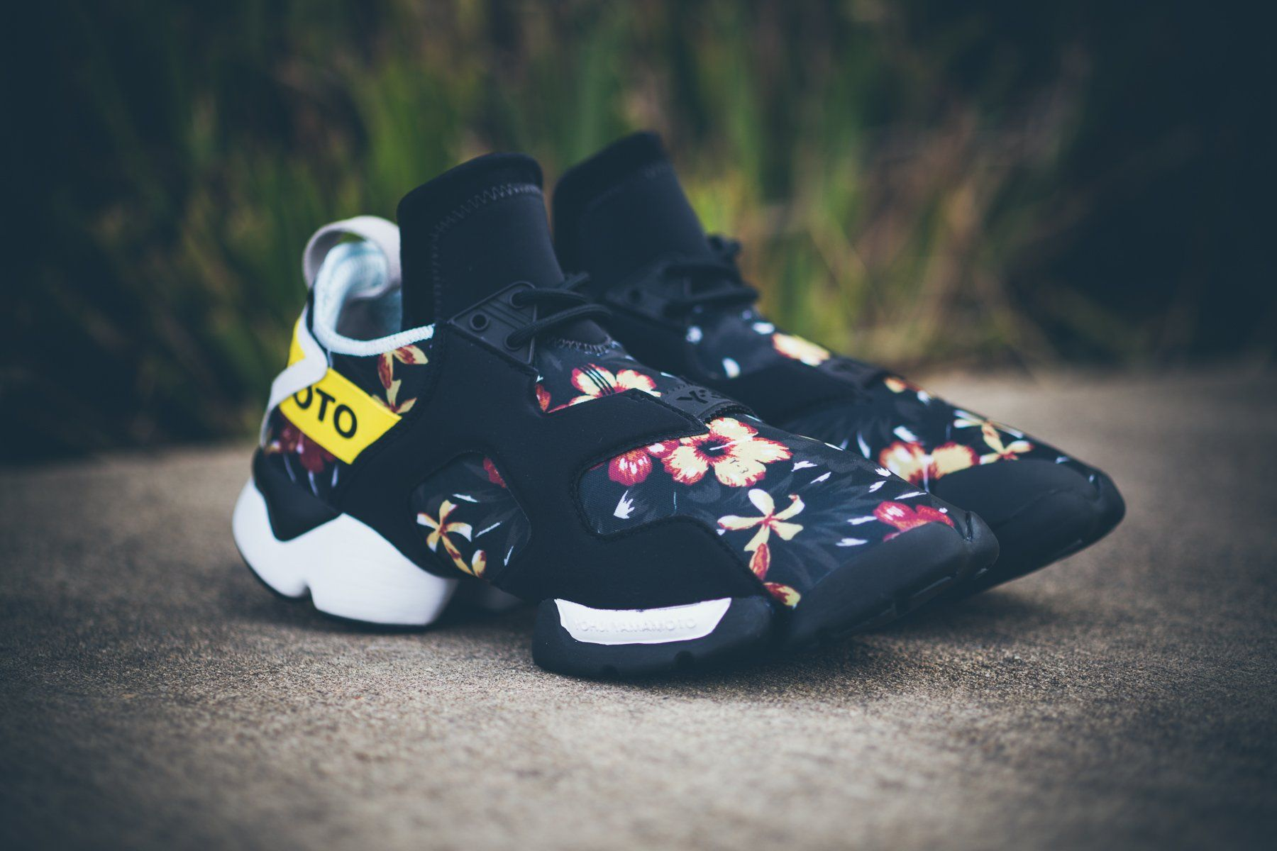 y 3 floral sneakers Shop Clothing
