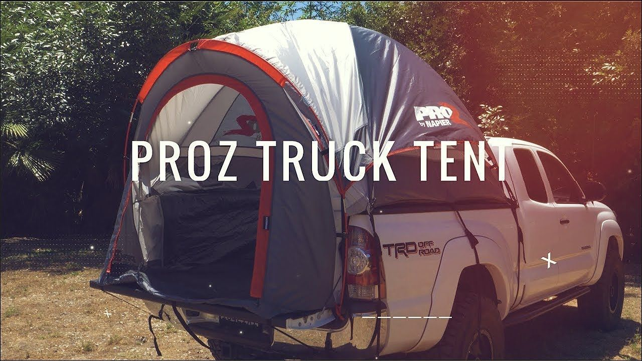 Pro Z Truck Tent Review di 2020