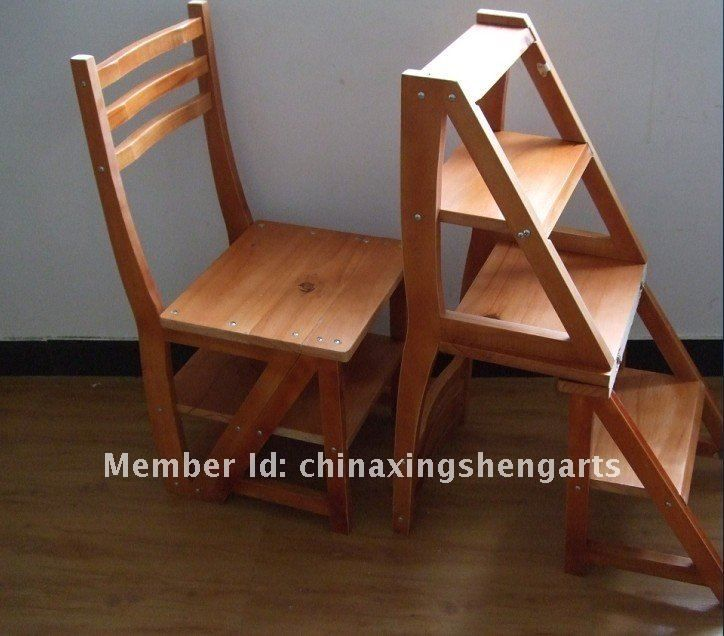 chair turns into step ladder - Yahoo Search Results