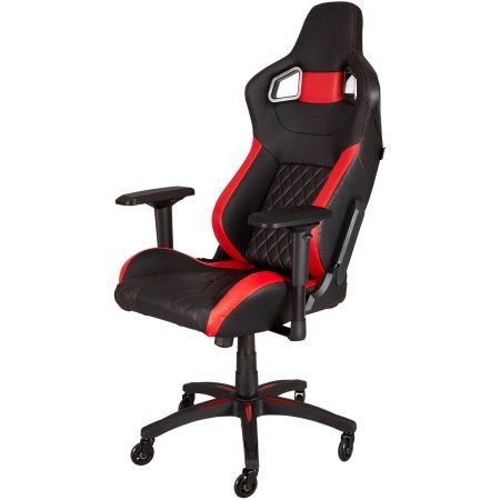 Astounding Corsair T1 Race Gaming Chair High Back Desk And Office Ibusinesslaw Wood Chair Design Ideas Ibusinesslaworg
