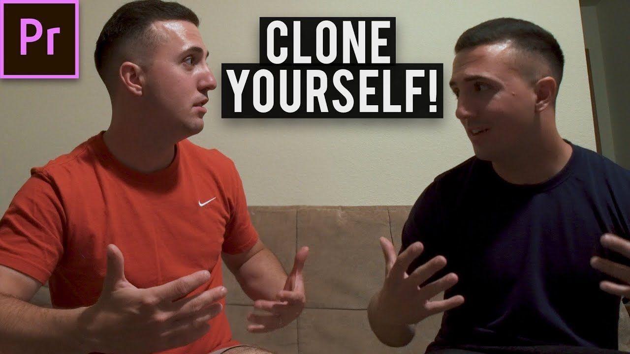 How to clone yourself in premiere pro cc 2019 premiere