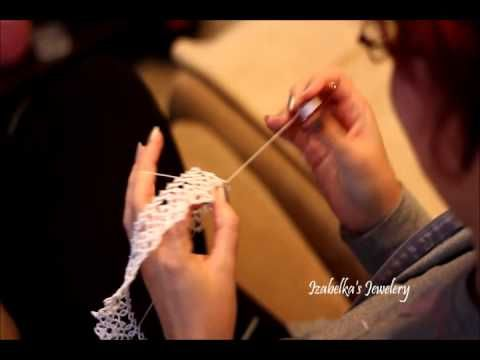 Collar Tatting