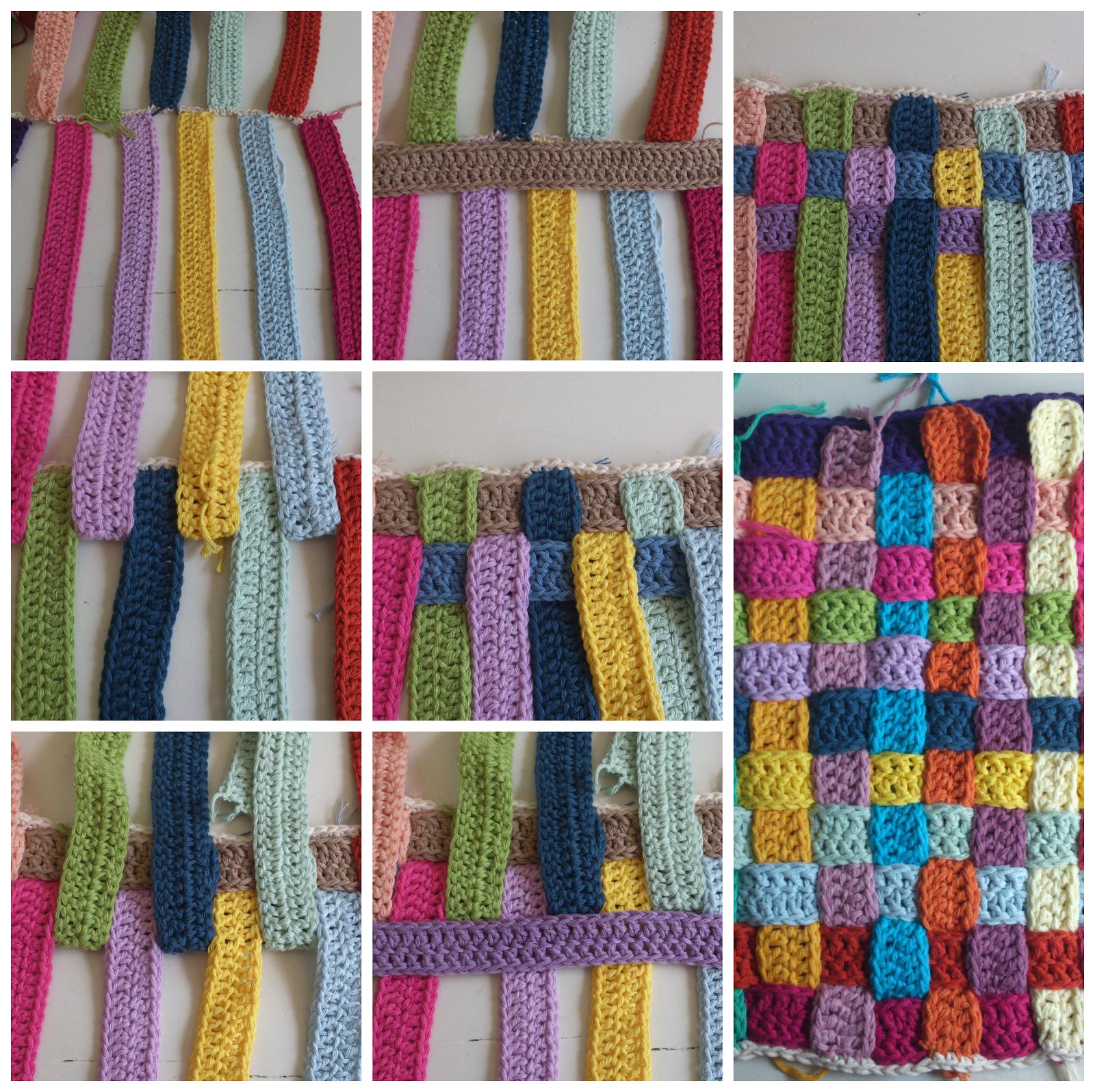 atty\'s: Crochet Stool Cover | häkeln | Pinterest | Weben ...
