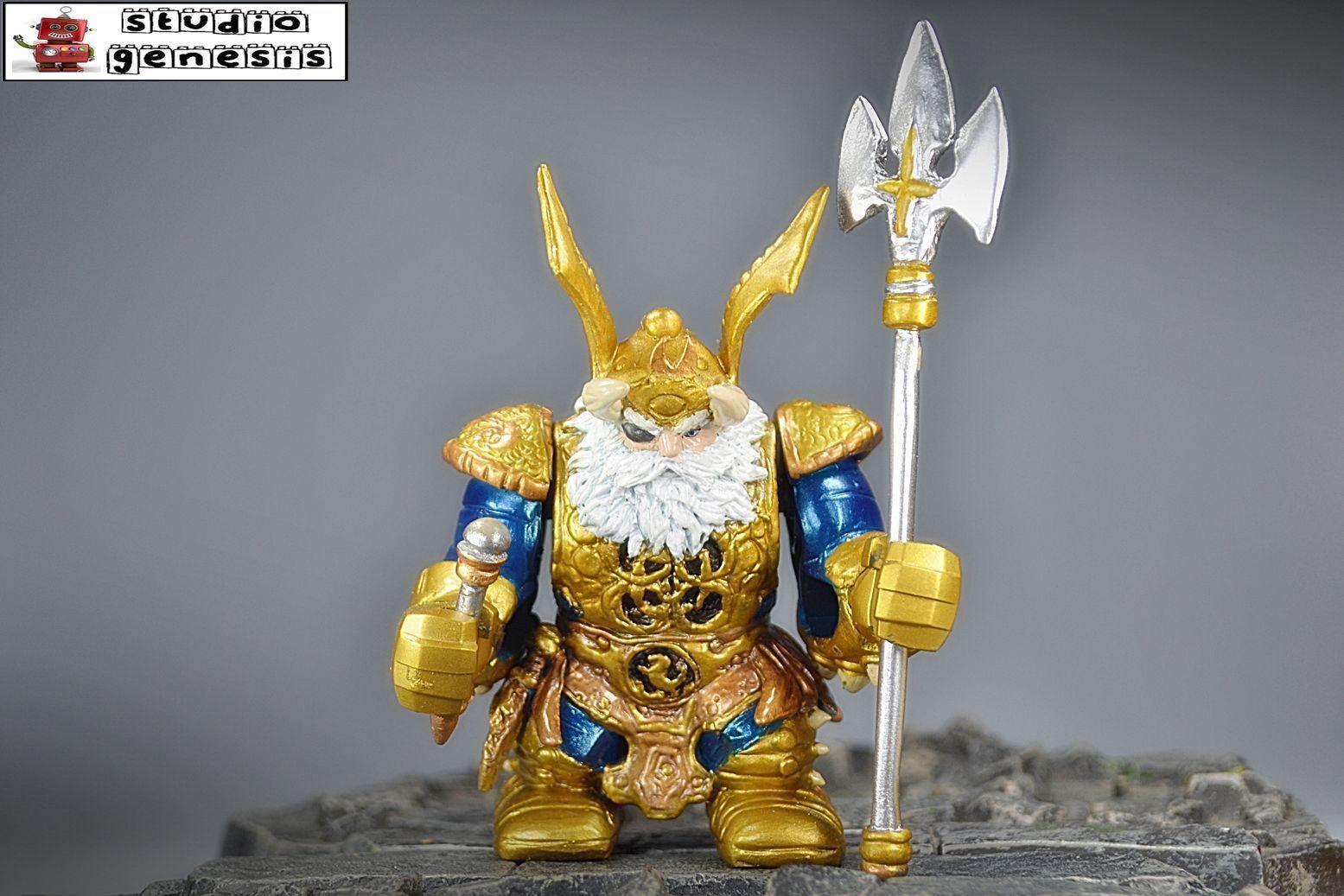 New Custom Odin Super Hero Thor Figure Big Hulk Fig Minifigure   eBay