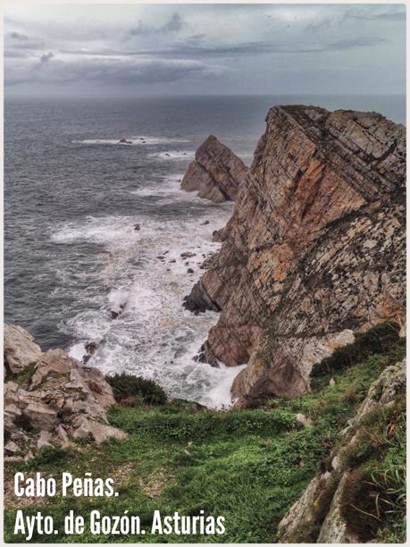 Cabo Peñas.  Ayto. de Gozón. Asturias