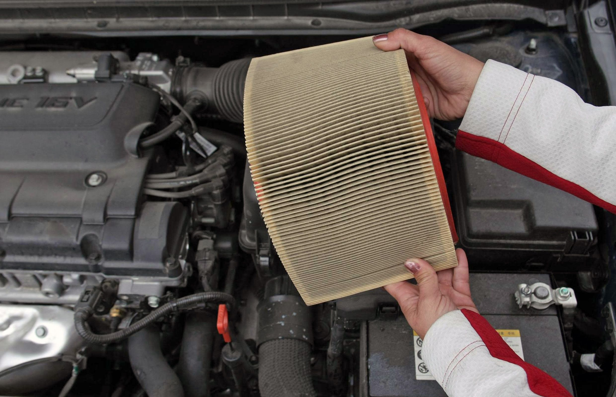 Your Corner Wrench Let your car breathe Air filter, Car