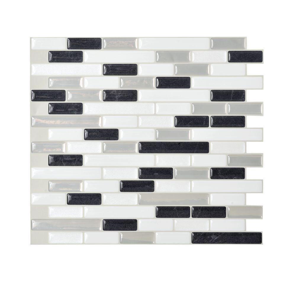 Smart Tiles SM1057-6 SELF-ADHESIVE WALL TILES 6/SHEETS MURETTO ...