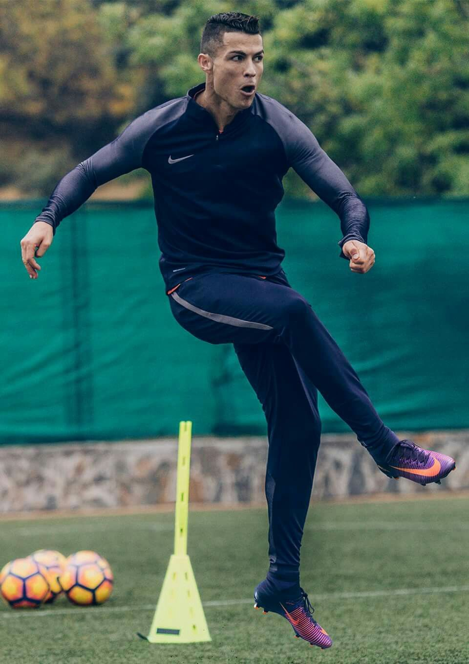 Cristiano Ronaldo Training, Workout Routine, And Diet Plan