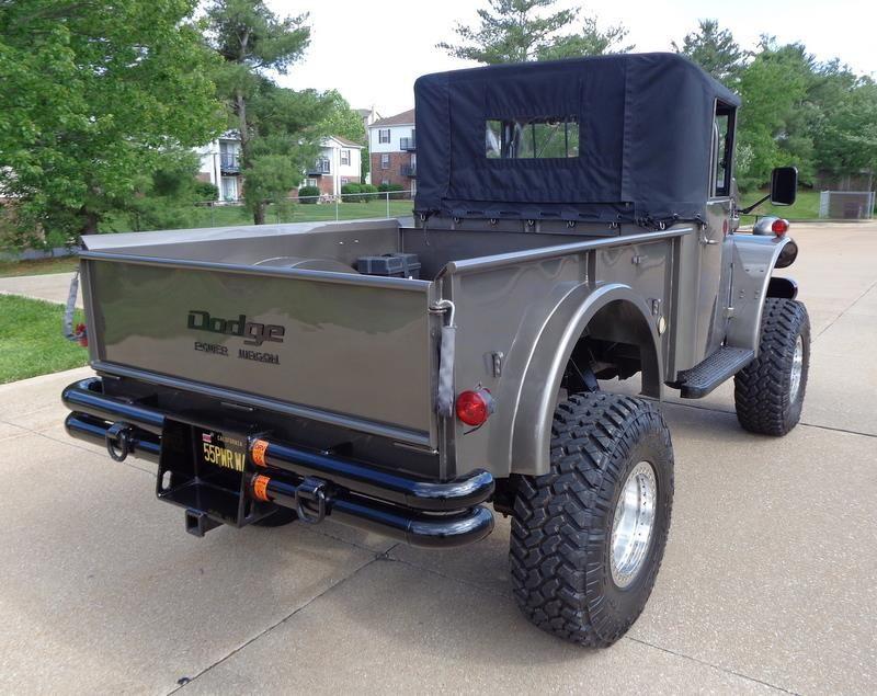 1955 dodge m37 monster trucks dodge gas grill