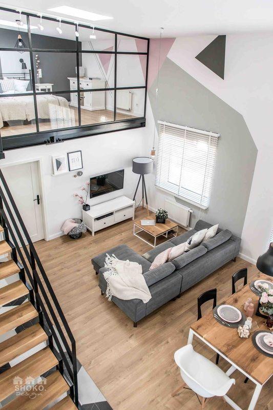 No te pierdas ninguno de los detalles que forman la for Ideas decoracion loft