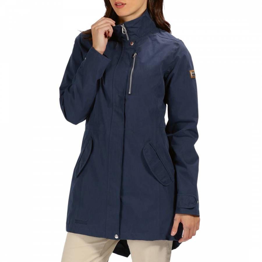 Alzea regatta navy alzea jacket in 2019   products   jackets, navy