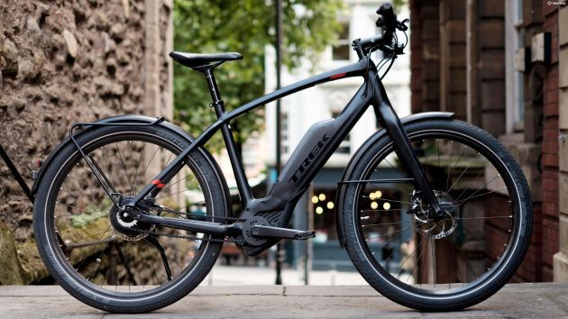 Trek Super Commuter 9 Review Best Electric Bikes Electric