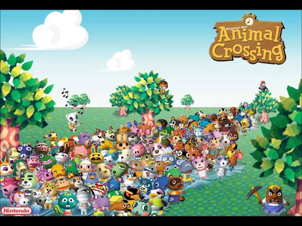 Animal Crossing Full Day Music Animal crossing game