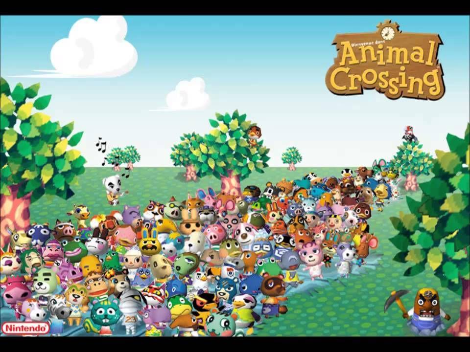 Animal Crossing Full Day Music Animal crossing game