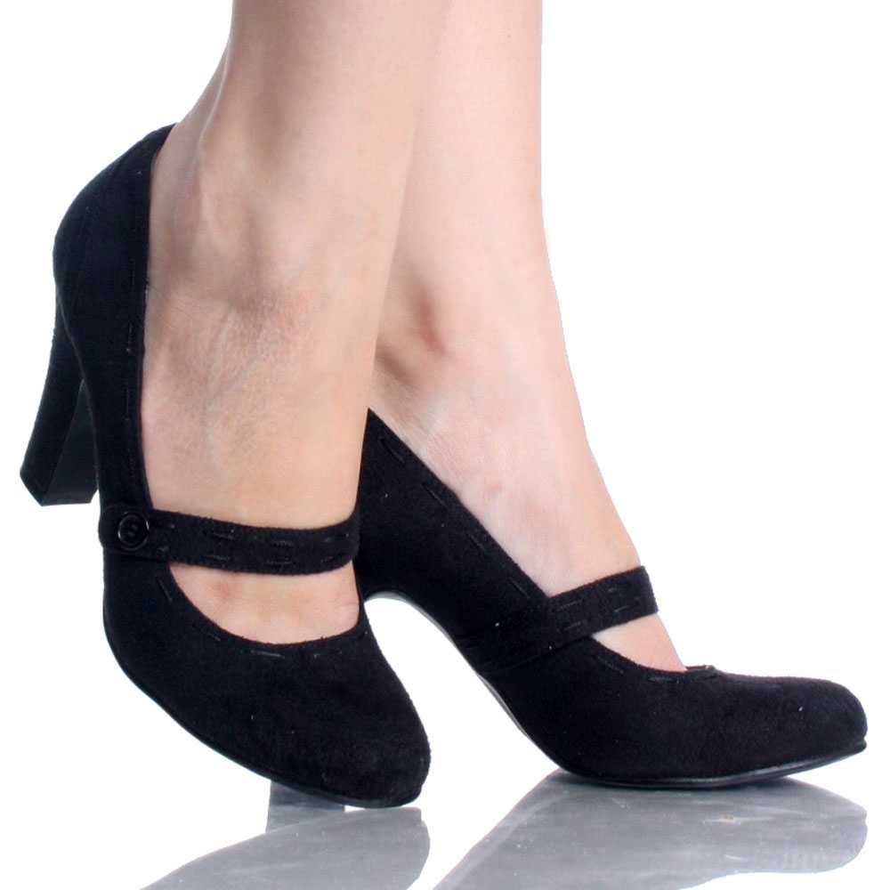 Clarks Mary Jane Womens Shoes Ww