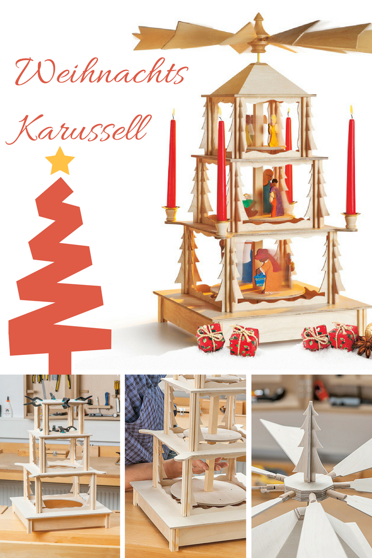 Weihnachts Karussell Selbst De Weihnachtspyramiden Weihnachtspyramide Modern Weihnachtsideen