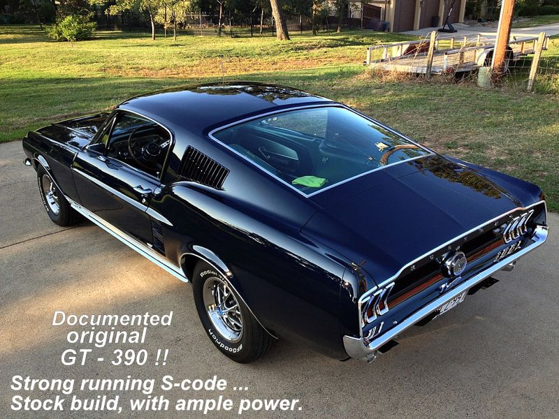 1967 Mustang For Sale – Idée d'image de voiture