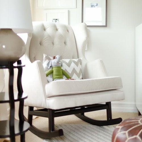 nursery rocker beautiful nursery pinterest chambres de b b chambre de et chambres. Black Bedroom Furniture Sets. Home Design Ideas