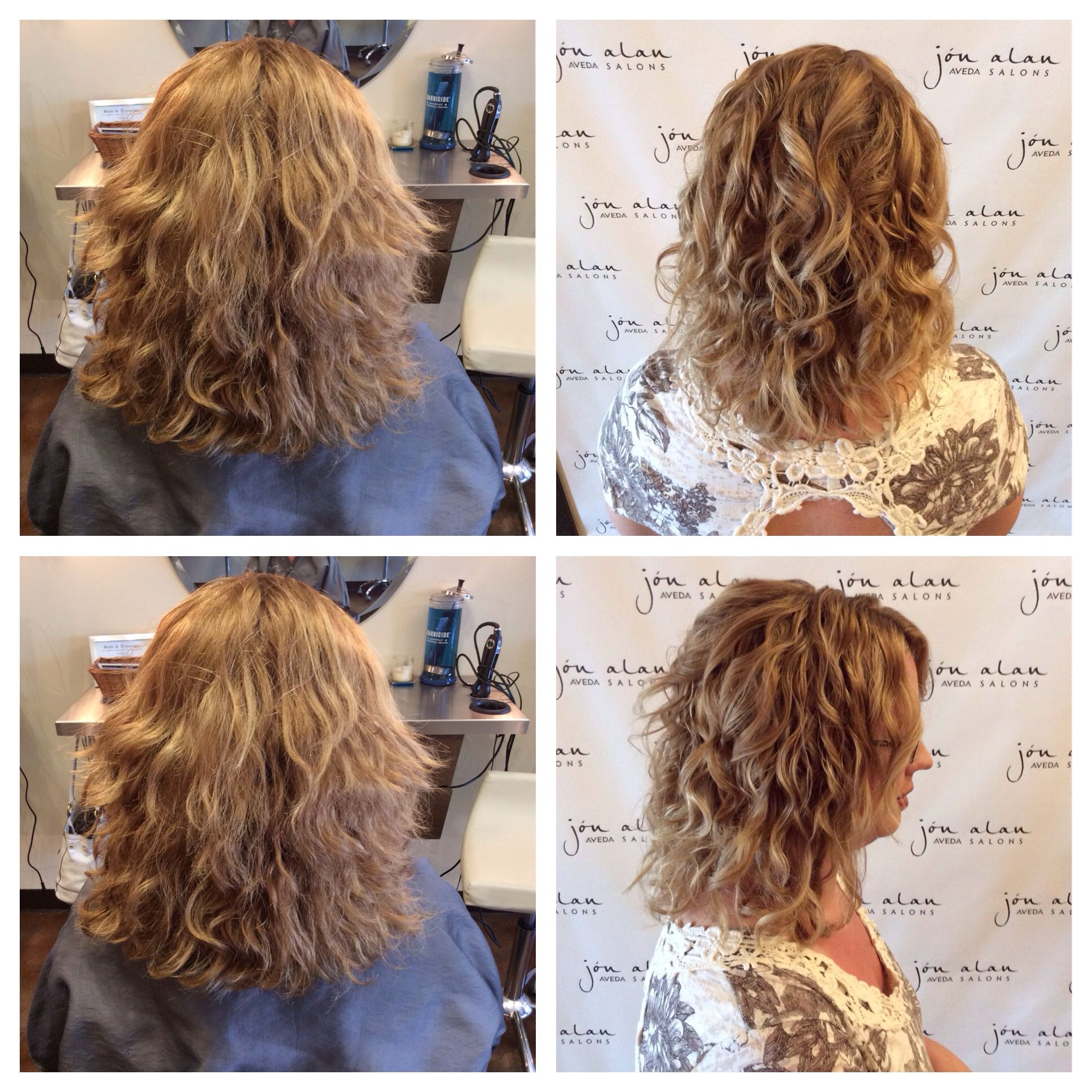Enhance your curls