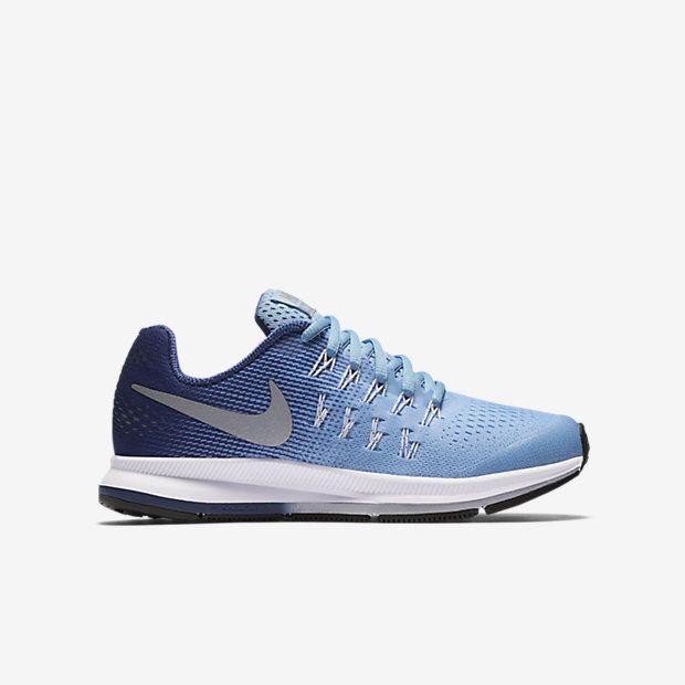 ea9e925e51bc Nike Air Zoom Pegasus 33 (1y-7y) Big Kids  Running Shoe