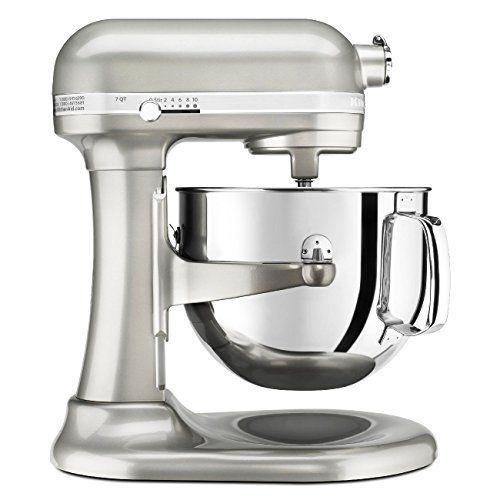Kitchenaid Ksm7586psr 7 Quart Pro Line Stand Mixer Sugar