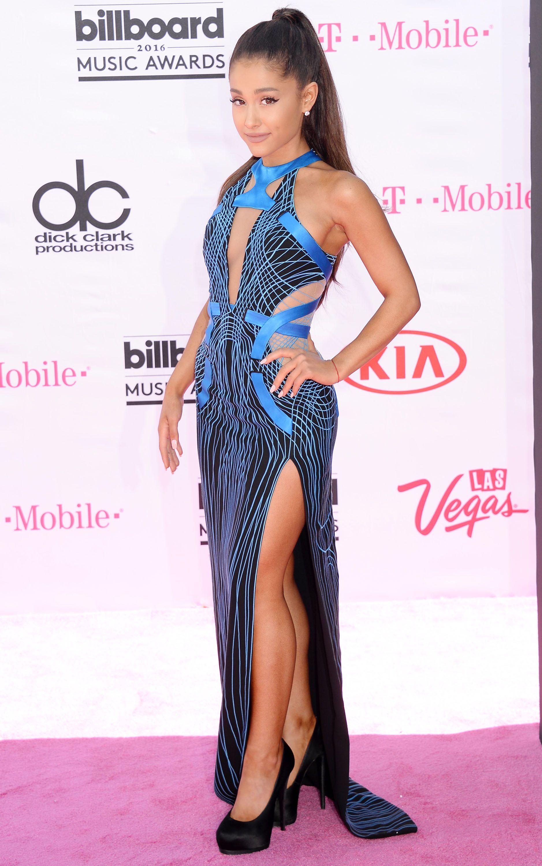 Ariana Grande Red Carpet Dresses & Formal Gowns - xdressy.com