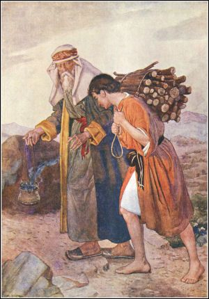 Did you know that the Genesis story of Abraham and Isaac is one of the outstanding internal proofs that the Bible has been given to us by God? It is well established that this story was in the hands of the Jews long before the time of Jesus Christ – and yet it contains undeniable evidence that all that happened to Jesus was predicted in this story long ago.