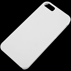 Slim Back Cover for Apple #iPhone 5, White $9.99 From #DayDeal