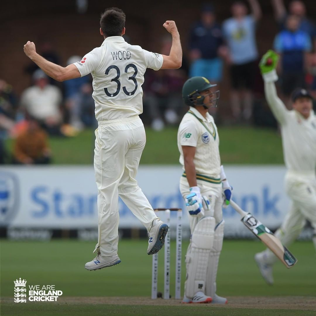 England vs South Africa Test Match 2020 in 2020 England