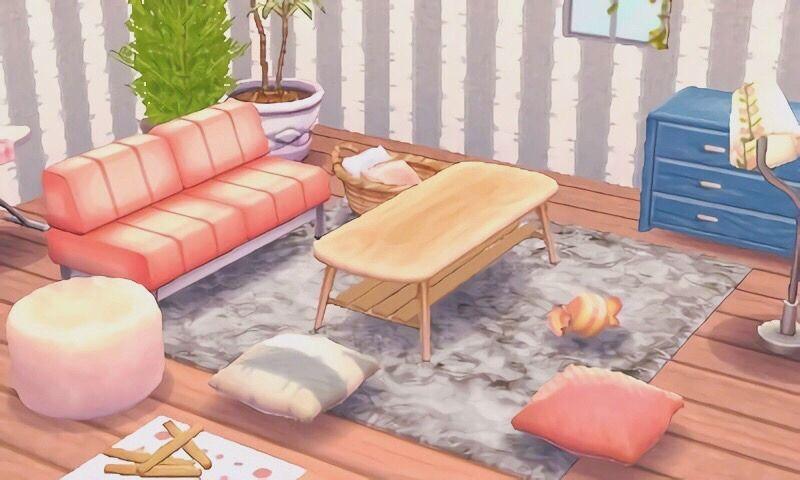 Mayor Loy Gray And Pink Room Animal Crossing Game Animal