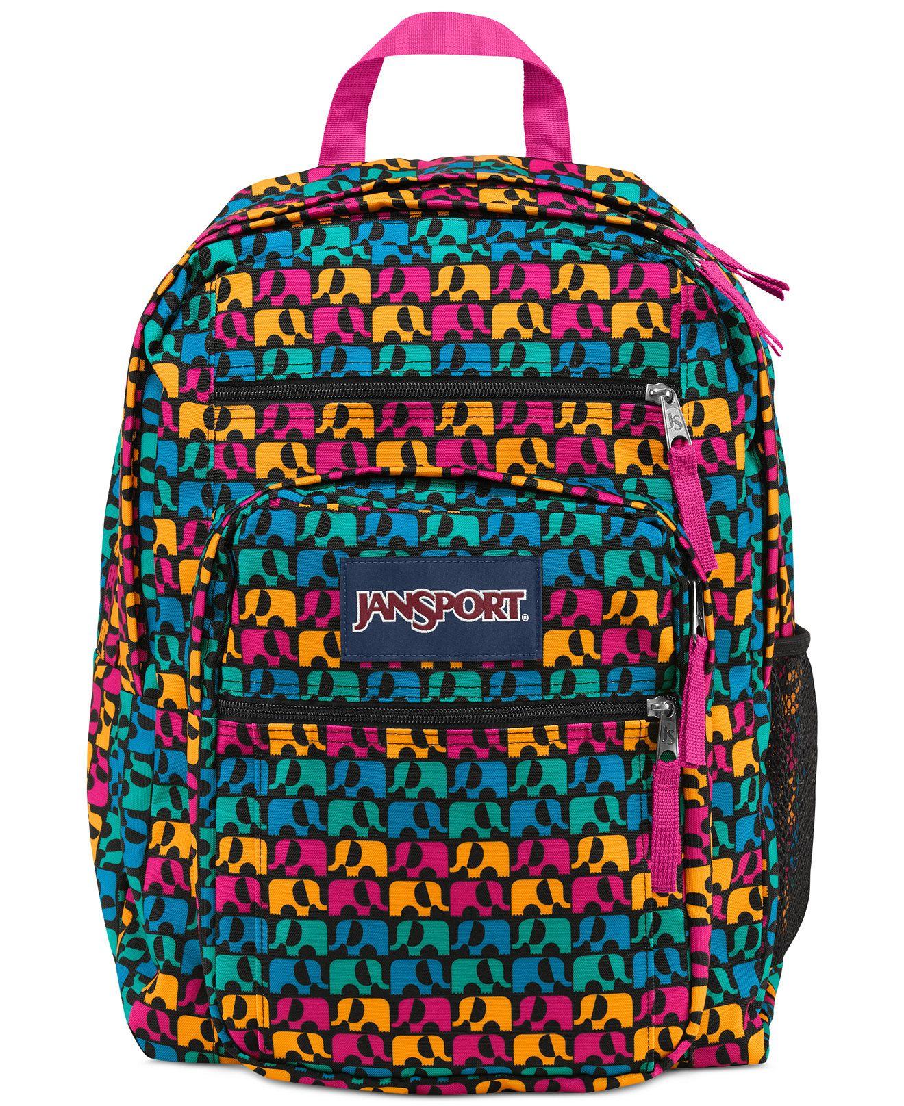 wearing jansport big student backpack google search school