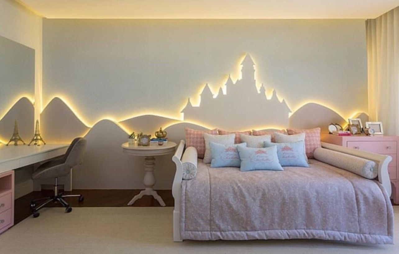 Photo of 50 Check and Try Wall Decor in Your Daughter Bedroom – rengusuk.com