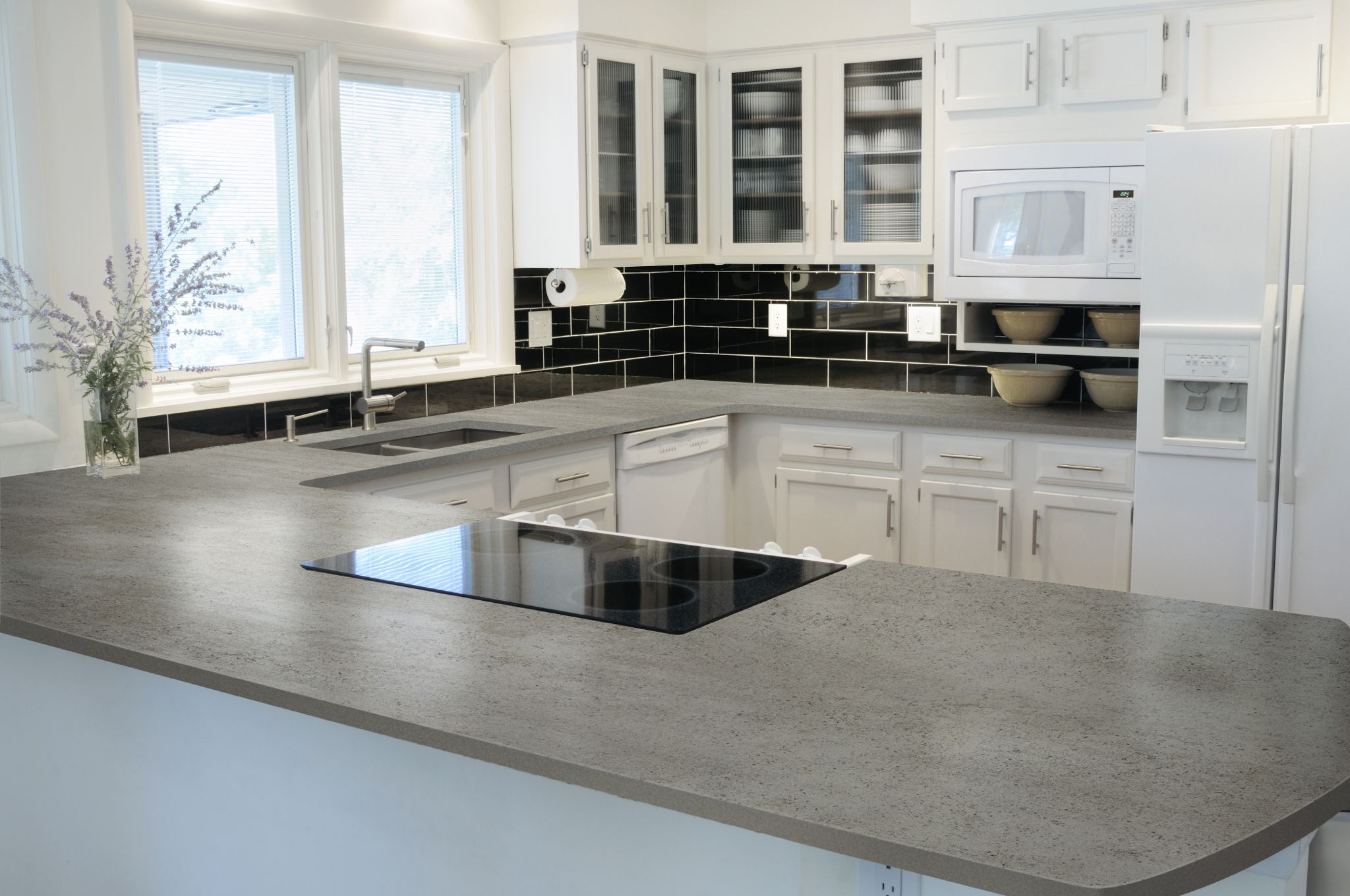 Atlantic Keuken Dekton Keon Wonen Kitchen Countertops Granite Kitchen En