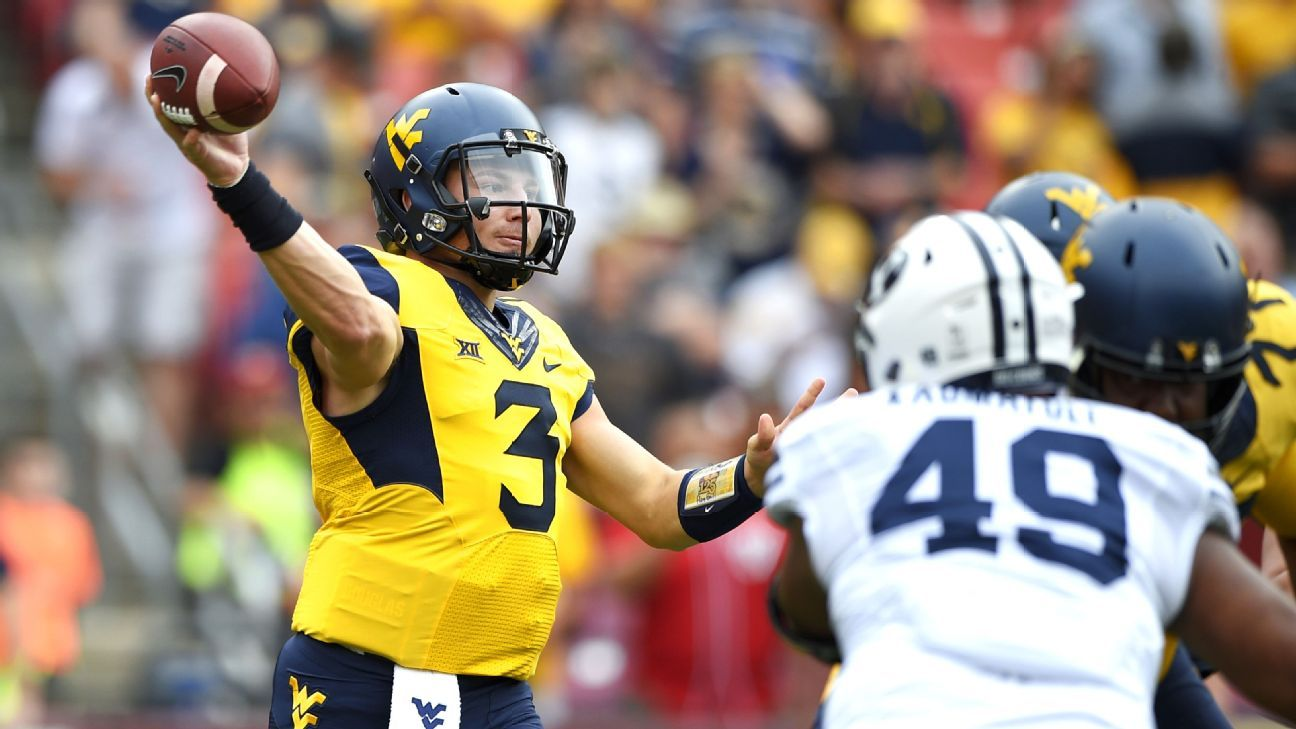 Russell Athletic Bowl West Virginia Mountaineers vs