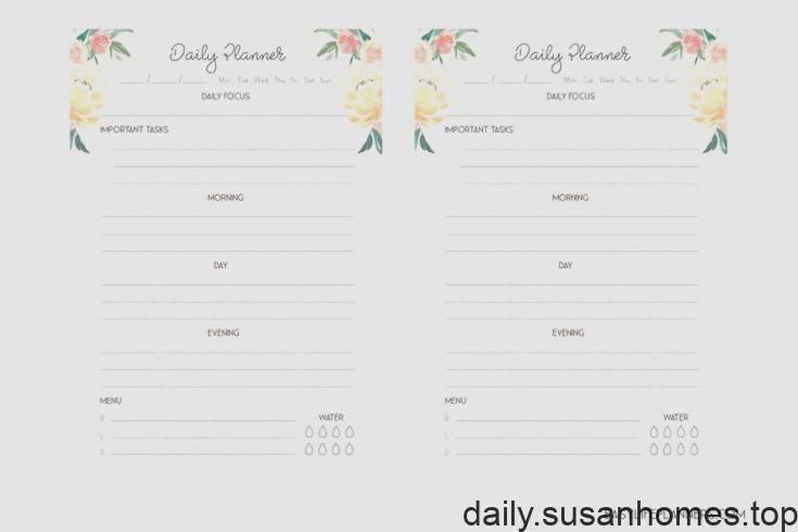 New Photo daily planner fitness Style Career : It's back-to-school occasion for several individuals...