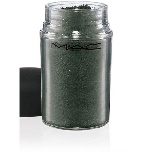 MAC Pigment (61 BRL) ❤ liked on Polyvore featuring beauty products, makeup, eye makeup, eyeshadow, eye shadow, beauty, cosmetics, eyes, women and mac cosmetics eyeshadow