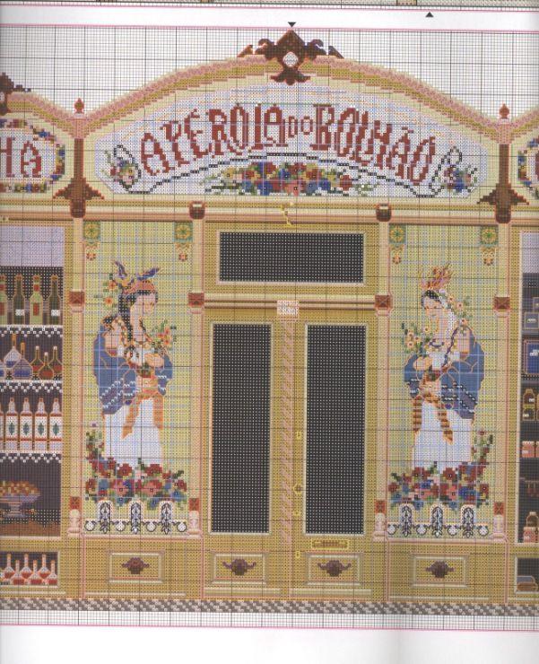 Gallery.ru / Фото #166 - melhor de Portugal em ponto de cruz - Ulrike