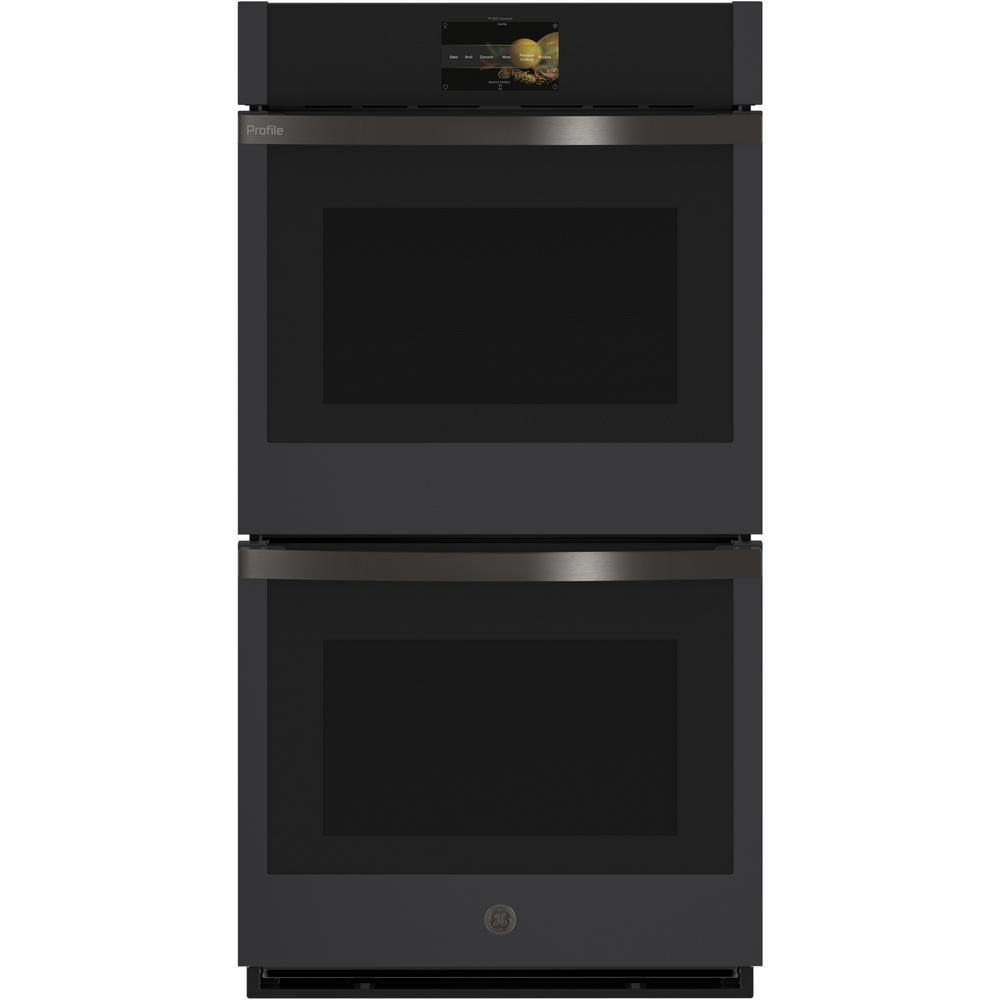 Ge Profile 27 In Smart Double Electric Smart Wall Oven With