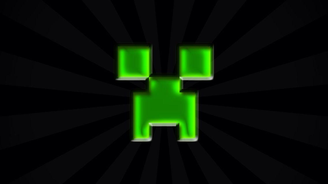 Creeper Face Minecraft Wallpaper Minecraft Designs Hd Cool Wallpapers