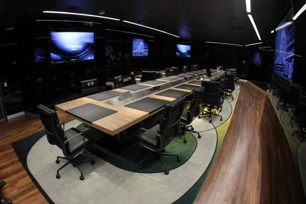 There Is A War Room Which Might Actually Be Scarier Than A Real