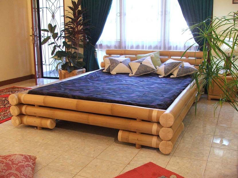 Best Pin By Vena Risani On 7 Manusia Harimau Bamboo Bed Frame 400 x 300