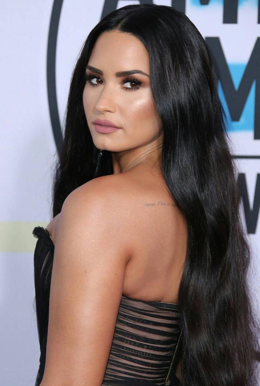 Demi Lovato Panosundaki Pin