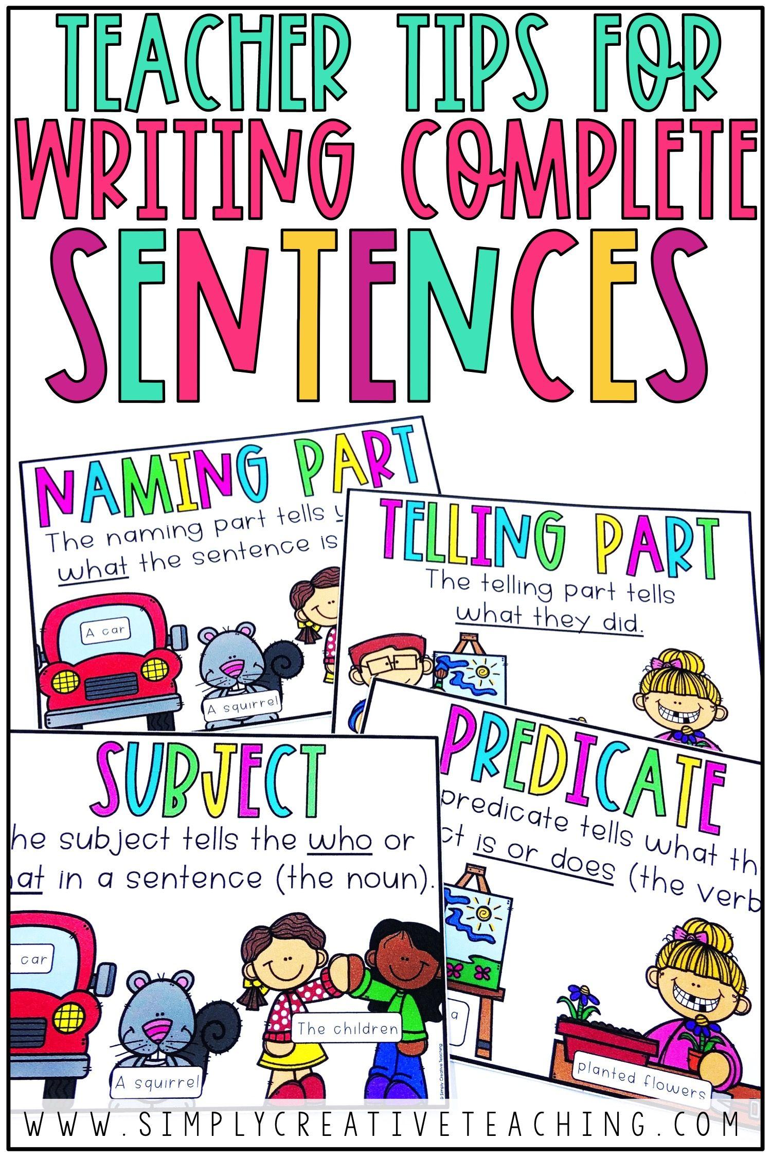 Pin On Sentence