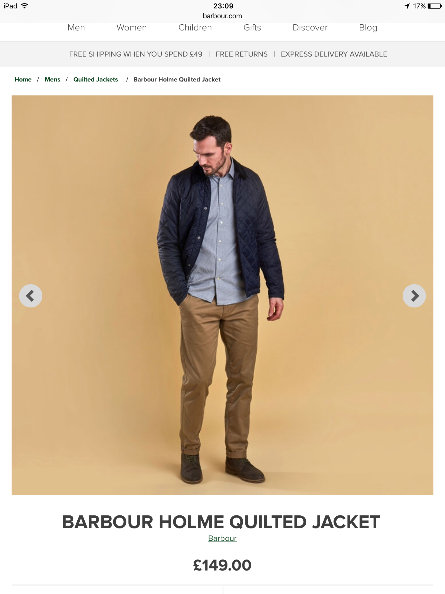 Pin by Ribeyed on Barbour quilted jacket Quilted jacket