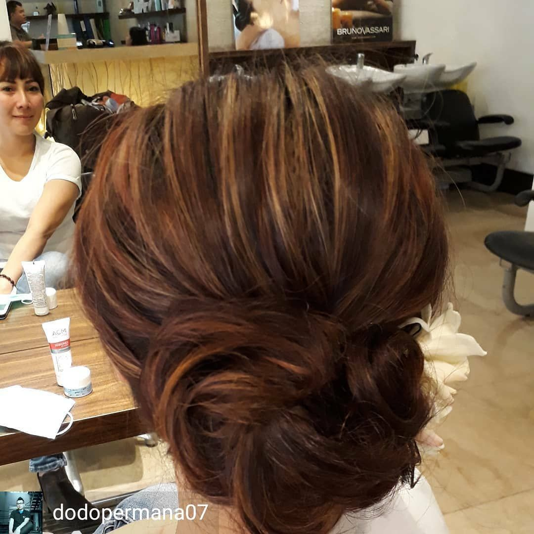 Reposted From Dodopermana07 Hair Do By Dodo Hair Rogerssalon Like4like Likeforlike Bandung Reposted From Hairdo Straight Hairstyles Hair Transformation