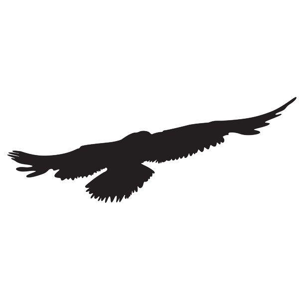 Gallery For > Black Bird Silhouette Flying   Tattoo ideas ...